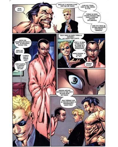 Най-новото от Спайдърмен (Брой 18 / Декември 2007):  Заканата - 5