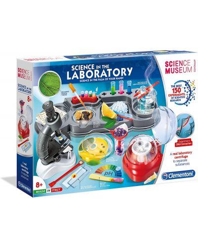 Научен комплект Clementoni Science Museum - Научна лаборатория - 1