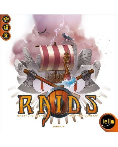 Настолна игра Raids - семейна - 1