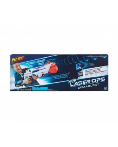 Лазерен бластер Hasbro Nerf - DeltaBurst - 1