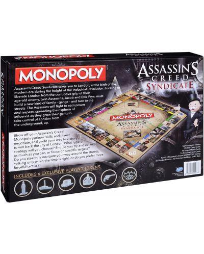 Настолна игра Monopoly - Assassins's Creed Syndicate - 1