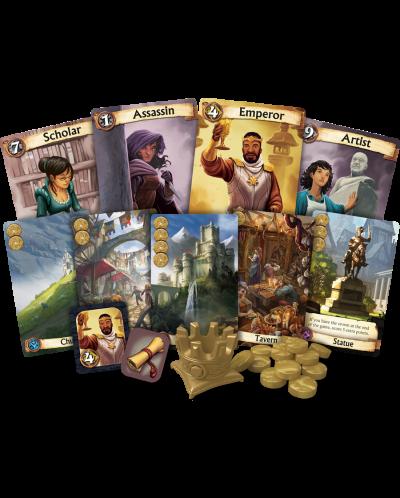 Настолна игра Citadels - 5