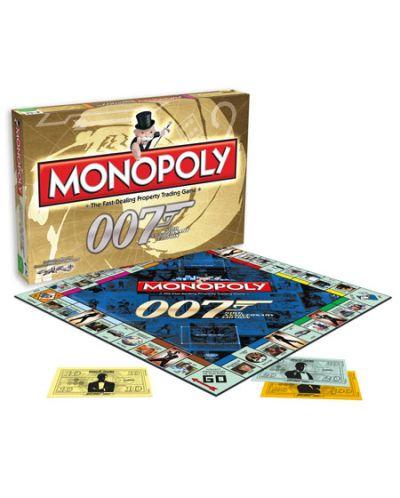 Настолна игра Monopoly - 007 Bond 50th Anniversary Edition - 3