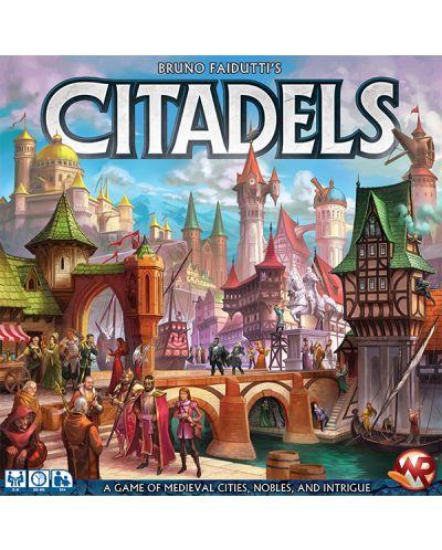 Настолна игра Citadels - 2
