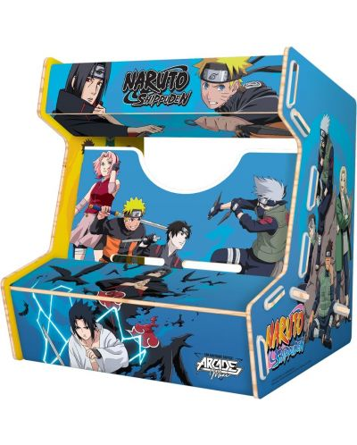 Стойка за конзола Microids Arcade Mini Naruto (Switch) - 4