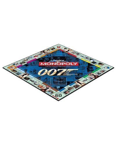 Настолна игра Monopoly - 007 Bond 50th Anniversary Edition - 5