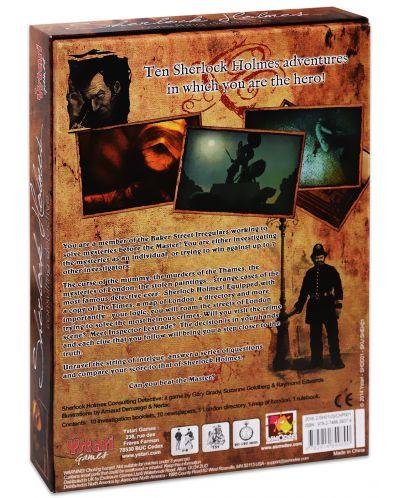 Настолна игра Sherlock Holmes Consulting Detective - 2