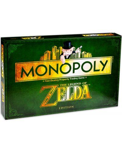 Настолна игра Monopoly - The Legend of Zelda - 2