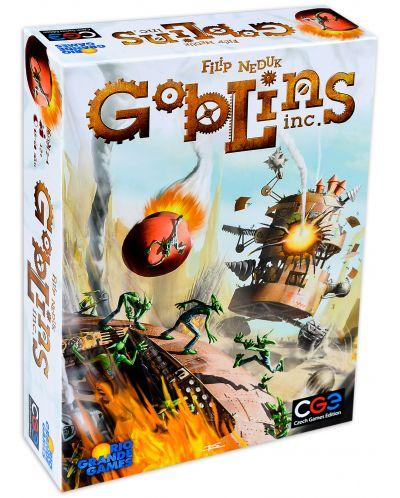 Настолна игра Goblins Inc. - 1