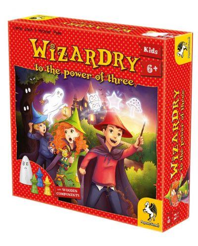 Настолна игра Wizardry to the power of three - 1