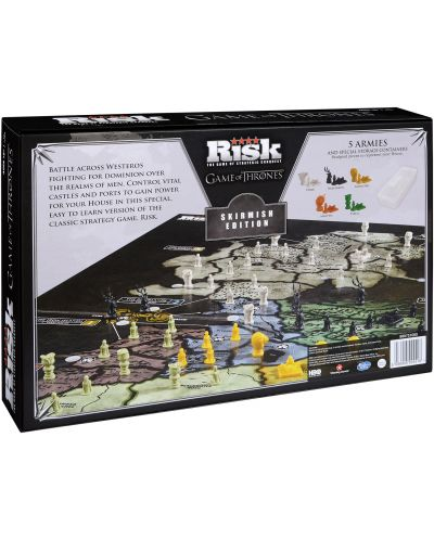 Настолна игра Risk: Game of Thrones Skirmish Edition - 2