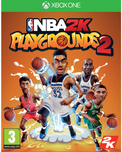 NBA Playgrounds 2 (Xbox One) - 1
