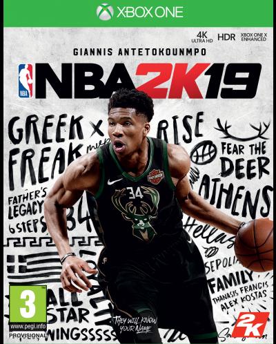 NBA 2K19 (Xbox One) - 1