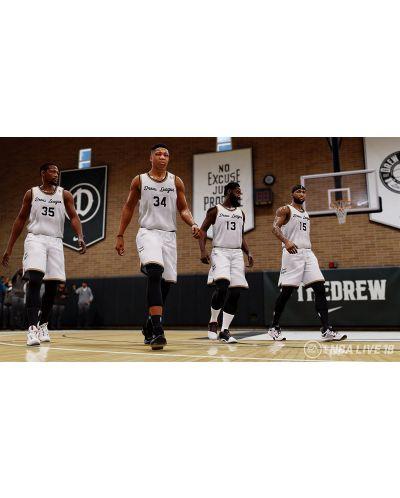 NBA LIVE 18 (PS4) - 4