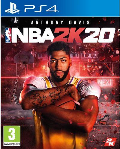 NBA 2K20 - 1