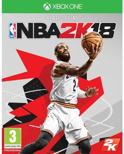 NBA 2K18 (Xbox One) - 1