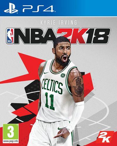 NBA 2K18 (PS4) - 1