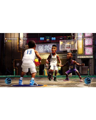 NBA Playgrounds 2 (PS4) - 4