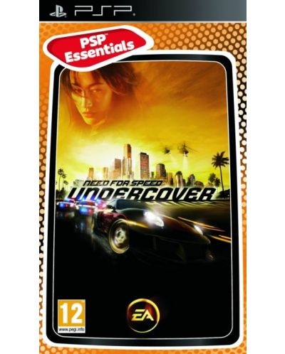 Need for Speed: Undercover (PSP) - 1