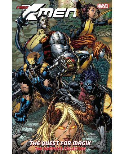 New X-Men: The Quest for Magik - The Complete Collection - 1