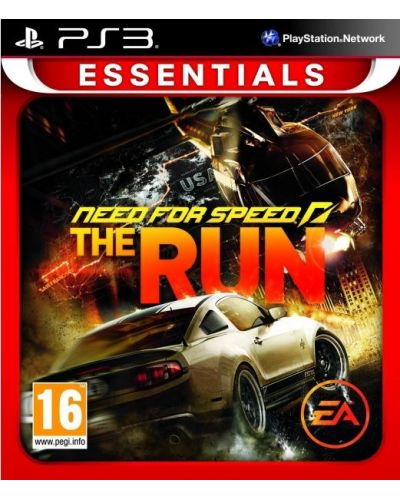 Need for Speed: The Run - Essentials (PS3) - 1