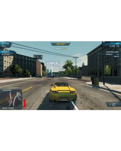 Need For Speed Most Wanted (PS Vita) - 3