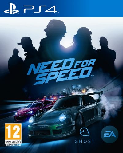 Need for Speed 2015 (PS4) - 4