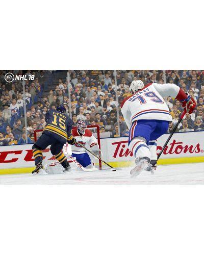 NHL 18 (PS4) - 4