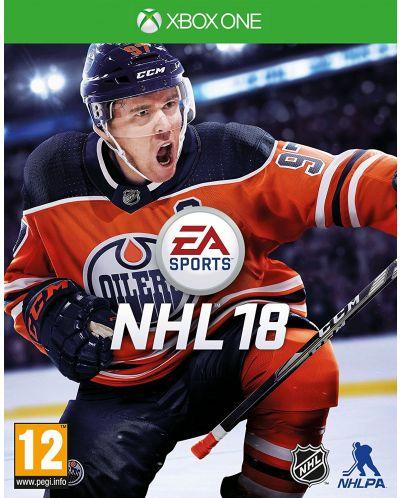 NHL 18 (Xbox One) - 1