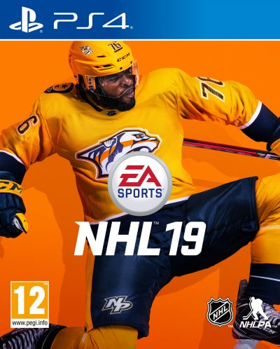 NHL 19 (PS4) - 1