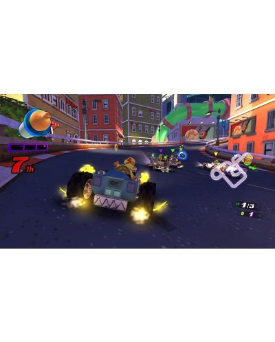 Nickelodeon Kart Racers (PS4) - 3