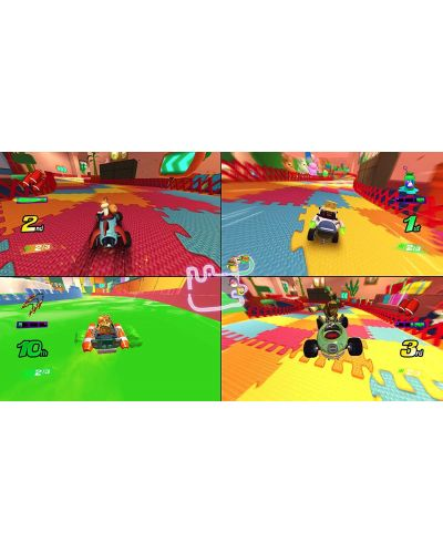 Nickelodeon Kart Racers (PS4) - 4