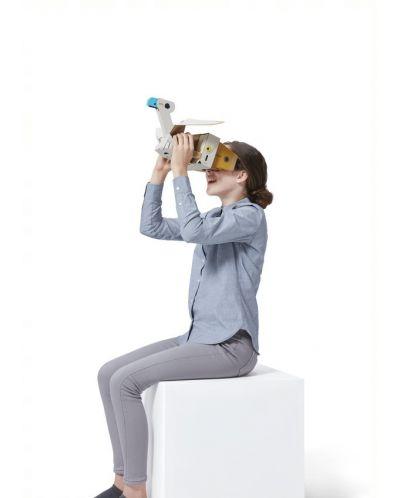 Nintendo LABO - VR Kit Expansion Set 2 Bird + Wind Pedal (Nintendo Switch) - 5
