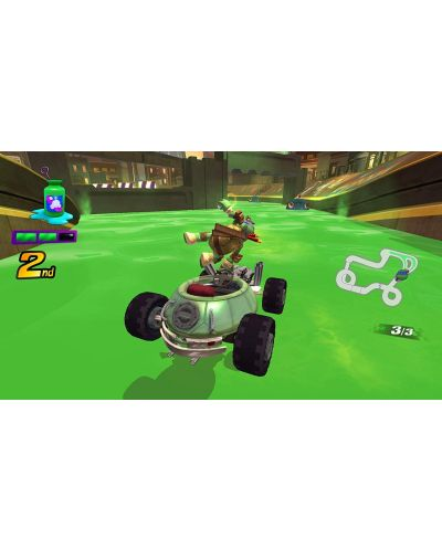 Nickelodeon Kart Racers (PS4) - 7