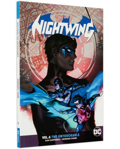 Nightwing Vol. 6: The Untouchable-2 - 3