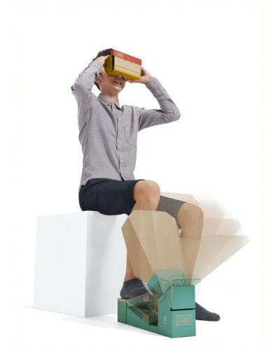 Nintendo LABO - VR Kit Expansion Set 2 Bird + Wind Pedal (Nintendo Switch) - 6