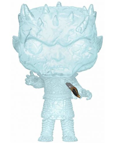 Фигура Funko Pop! Game of Thrones - Crystal Night King: Dagger in Chest  - 1