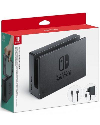 Nintendo Switch - Dock Set - 1