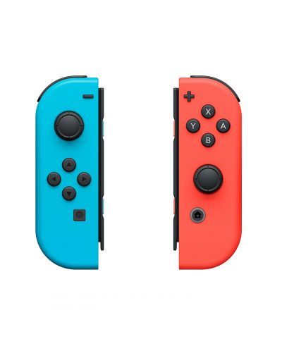 Nintendo Switch Joy-Con (комплект контролери) синьо/червено - 3
