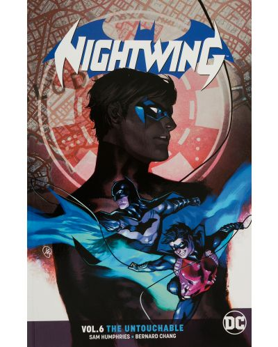 Nightwing Vol. 6: The Untouchable - 1