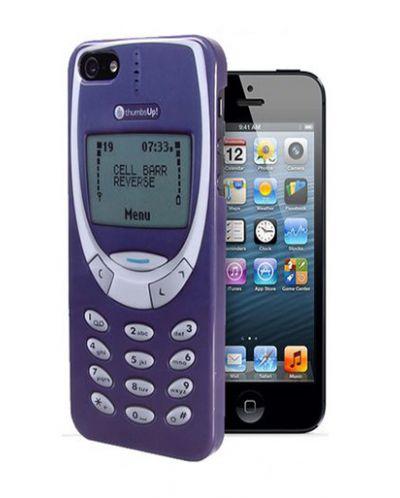 Калъф Retro за iPhone 5 - 1