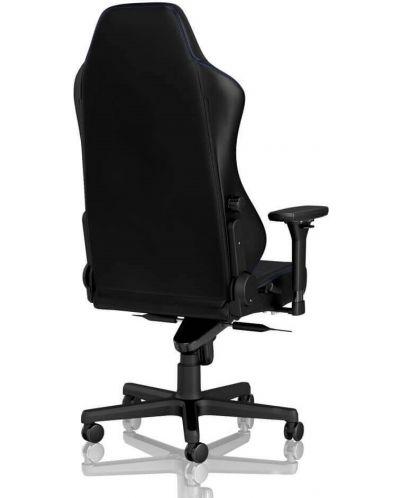 Гейминг стол noblechairs HERO - черен/син - 8
