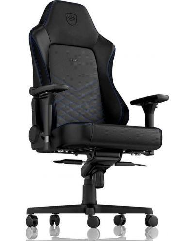 Гейминг стол noblechairs HERO - черен/син - 1