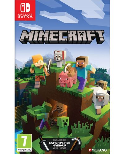 Minecraft Bedrock Edition (Nintendo Switch) - 1