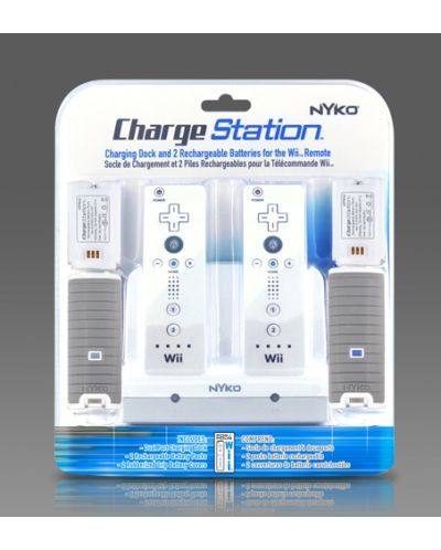 Nyko Charge Station (Wii) - 1
