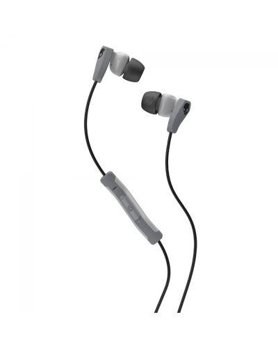 Слушалки с микрофон Skullcandy Method - сиви - 1