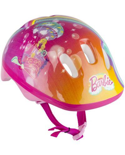 Детска каска D'Arpeje - Barbie, размер S - 2