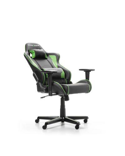 Геймърски стол DXRacer - серия FORMULA, черен/зелен - OH/FH08/NE - 2