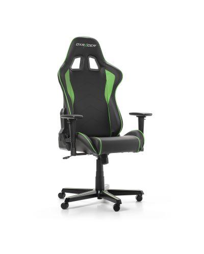 Геймърски стол DXRacer - серия FORMULA, черен/зелен - OH/FH08/NE - 8