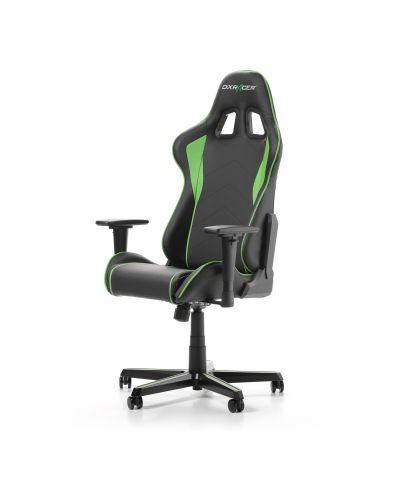 Геймърски стол DXRacer - серия FORMULA, черен/зелен - OH/FH08/NE - 11